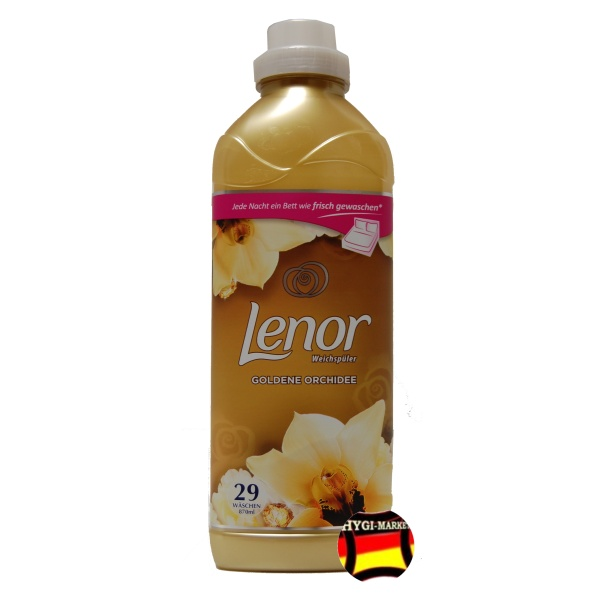 Lenor aviváž Goldene Orchidee 29 dávek 870 ml