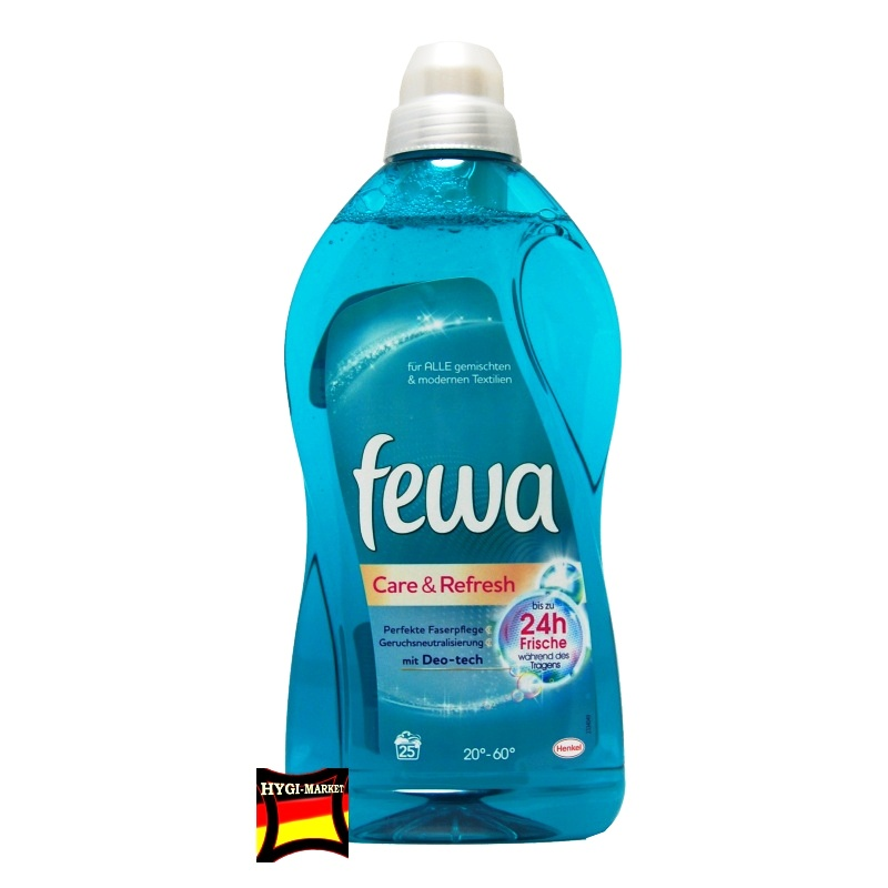 Fewa Care and Refresh mit Deo-tech s neutralizátorem pachu
