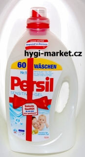 Persil SENSITIVE  gel - 60 pracích dávek