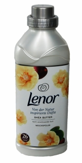 Lenor Shea butter aviváž 26 dávek 780 ml