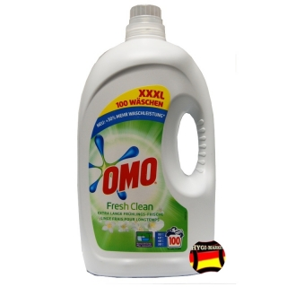 OMO Fresh Clean gel 100 praní