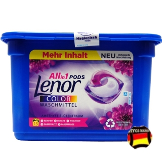 Lenor ALLin1 PODS AMETHYST BLUTENTRAUM COLOR 15 ks