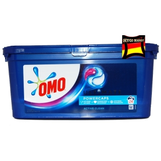 OMO ULTIMATE ACTIVE Clean powercaps 24 kapslí