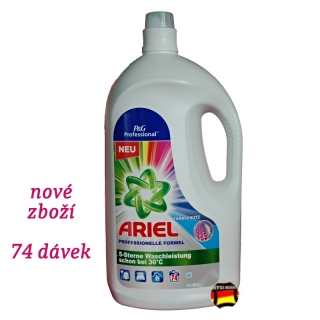 Ariel gel Professional formel color 74 dávek
