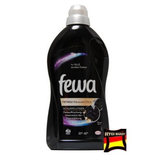 Fewa Black renew 3 D effect   1,38 litru